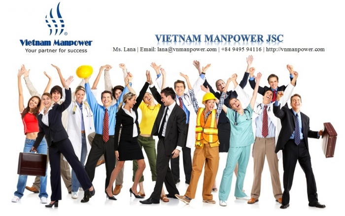Vietnam Manpower JSC will show you the way to success